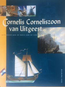 cover boek Cornelis Corneliszoon van Uitgeest