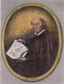 tekening Cornelis Corneliszoon